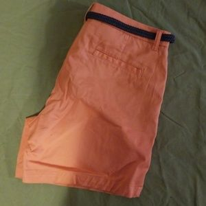 NWT Lee shorts with belt